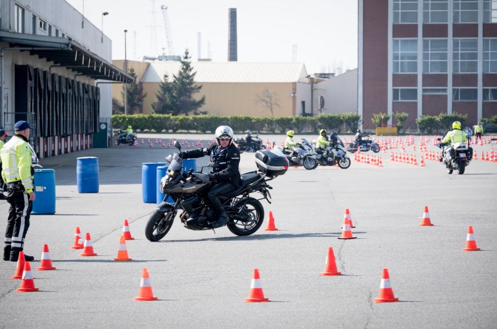 Dag van de Mototrrijder 2017 - Foto David Legreve
