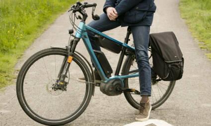 e-bike fietsvoor VSV